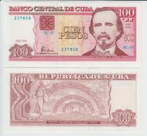 CUBA 100 Pesos P 129 A 2004 UNC - Cuba