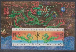 2000 - Christmas Island