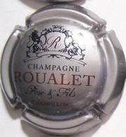 Roualet P. & F. N°8, Gris-argenté - Champagne