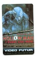Carte VIDEO FUTUR - N°159 - Film De Cinéma - Hollow Man - Frankrijk