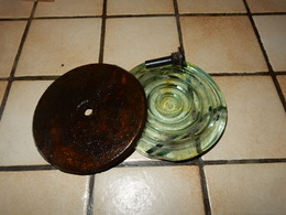 Lot équipement Pionnier Allemand WH Pour Glass Mine - Decorative Weapons