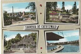 Souvenir De Creutzwald Multivues - Creutzwald