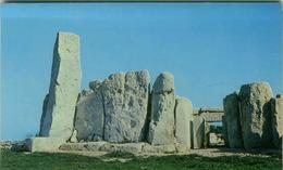 MALTA - HAGAR QIM - EDIT SLIEMA - 1960s (BG1918) - Malta