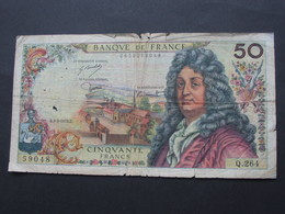50 Francs 1975 - RACINE    **** EN ACHAT IMMEDIAT **** - 50 F 1962-1976 ''Racine''