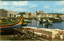 MALTA - MARSAXLOKK BAT - EDIT A.B.C. LIBRARY - 1960s (BG1920) - Malta