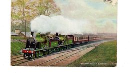 Les Locomotives (Royaume-Uni) BOURNEMOUTH EXPRESS - Trains