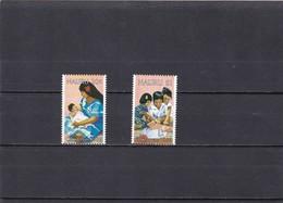 Nauru Nº 358 Al 359 - Nauru