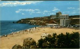 MALTA - COTE D'OR HOTEL - GOLDEN BAY - EDIT A.B.C. LIBRARY - 1960s (BG1922) - Malta