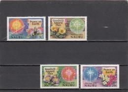 Nauru Nº 203 Al 206 - Nauru