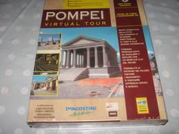 POMPEI VIRTUAL TOUR CD ROM NEUF - PC-Games
