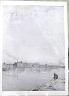 Verses Of The Block In Illustrations By I. Glazunov. Neva, Factory St. Petersburg. Art USSR Russia Postcard - Russia