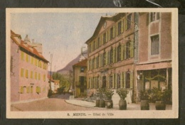 CP-MENDE- Hôtel De Ville - Mende