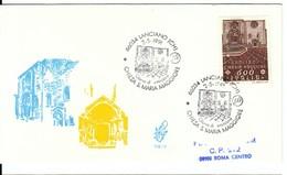 1991 - ARTE LANCIANO - FDC VENETIA - F.D.C.