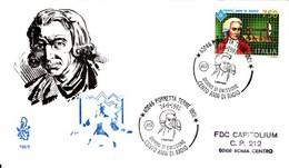1991 - CENTO ANNI DI RADIO GALVANI - FDC VENETIA - F.D.C.
