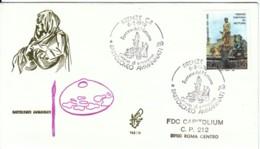 1992 - AMMANNATI - FDC VENETIA - F.D.C.