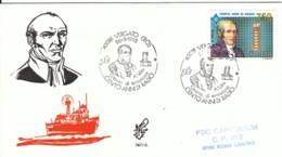 1992 - ALESSANDRO VOLTA - FDC VENETIA - F.D.C.