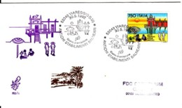 1992 -  VIAREGGIO - FDC VENETIA - F.D.C.