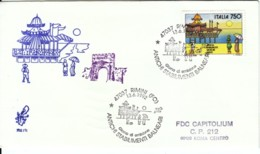 1992 -  RIMINI - FDC VENETIA - F.D.C.