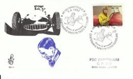 1992 -  TAZIO NUVOLARI - FDC VENETIA - F.D.C.