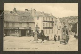CP-MENDE- La Place Dangiren - Mende