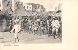 Somalie / 07 - Benadir - Ascari - Somalie