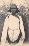 Somalie / 10 - Jeune Fille Somali - Belle Oblitération - Somalie