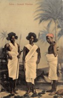 Somalie / 13 - Somali Warriors - Somalie