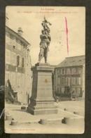 CP-MENDE- Le Monument Des Combattants De 1870 - Mende