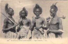 Soudan - Ethnic H / 01 - Types Soudanese - Soudan