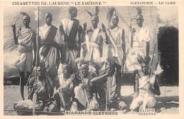 Soudan - Ethnic H / 02 - Guerriers - Soudan
