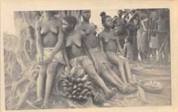 Soudan - Ethnic H / 11 - Nude Woman - Soudan