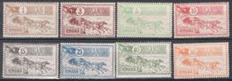 Romania 1903 Unif.146/53 */MH VF/F - Ungebraucht