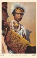 Soudan - Ethnic V / 20 - A Dinka Warrior - Soudan
