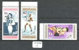 DOM.AINE YT 510/514 + PA134/136 En Xx - Dominicaine (République)