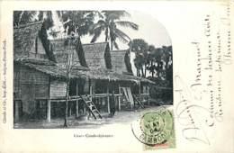CAMBODGE CASES CAMBODGIENNES - Cambodia