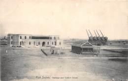 Soudan - Topo / 43 - Port Sudan - Harbour And Custom House - Soudan