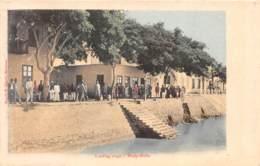 Soudan - Topo / 44 - Landing Stage - Wady Halfa - Soudan