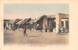 Soudan - Topo / 45 - Native Market - Omdurman - Soudan