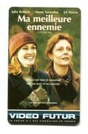 Carte VIDEO FUTUR - N°85 - Film De Cinéma - Ma Meilleure Ennemie - Julia Roberts - Frankrijk