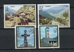 Andorra 1977.Completo ** MNH. - Ungebraucht