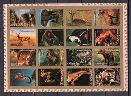1973 - AJMAN - Catg.. Mi.  2685/2700 - NH - (CW1822.4) - Ajman