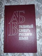 Russian Language Dictionary - Biryukov V .; Vetvitsky, V .; Gaidarova L. Dictionary Of The Russian Language - In Russian - Livres, BD, Revues