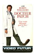 Carte VIDEO FUTUR - N°89 - Film De Cinéma - Docteur Patch - Robin Williams - Frankrijk