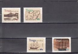 Tonga Nº 484 Al 487 - Tonga (1970-...)