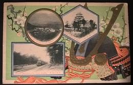 FERROVIE GIAPPONESI - Giappone