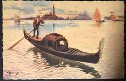 GONDOLA VENEZIANA - Venezia