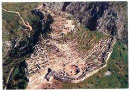 Mycenae. Panoramic View Of The Acropolis. Mycènes. Vue Panoramique De L'Acropole. Mykene. Panorama Der Akropolis. Micene - Grèce