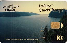 CANADA - Le Fjord Du Saguenay, Tirage 40000, 02/98, Used - Canada