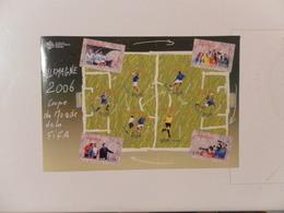 FRANCE BF97 COUPE DU MONDE DE FOOTBALL 2006** - Neufs