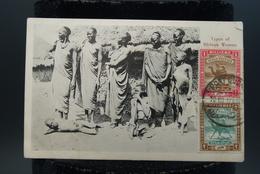 CPA Afrique Soudan Sudan  Indigènes Types Of Shilouk Women Shilluk - Soudan